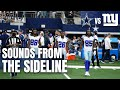 Sounds from the Sideline: Week 5 vs NYG   Dallas Cowboys 2021