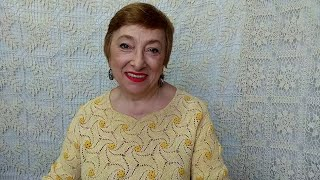 Творческие секреты О.С. Литвиной о вязании крючком. МК  Юбка из фрагментов.