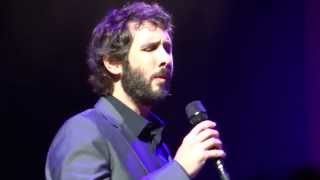 Josh Groban STAGES Atlanta 9/12/15 If I Loved You duet clips
