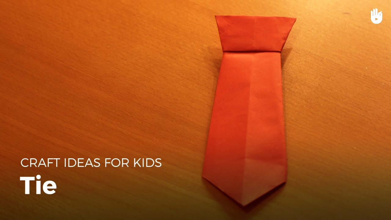 origami tie learn how to make origami sikana