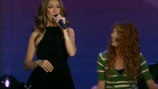 Celine Dion - I Drove All Night (Live) HD