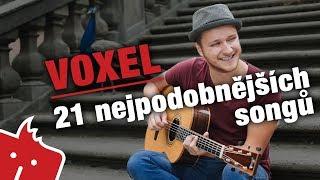 VOXEL - 21 nejpodobnějších songů