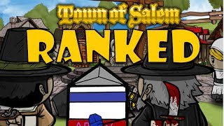 Insanely Close Ending | Town Of Salem Ranked Game | Mayor Gameplay