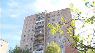 Трехлетний мальчик при падении с четвертого этажа отделался ушибами и царапинами