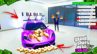 GTA5 *EASY* GET FREE CARS GLITCH !! GIVE CARS TO FRIENDS!! *BEST