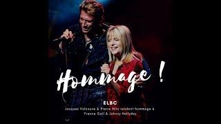 #ELBC - Hommage à France Gall & Johnny Hallyday - Février 2018