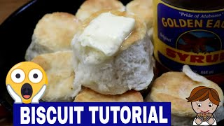 Best Southern Cooks use Simple Ingredients, Buttermilk Biscuits
