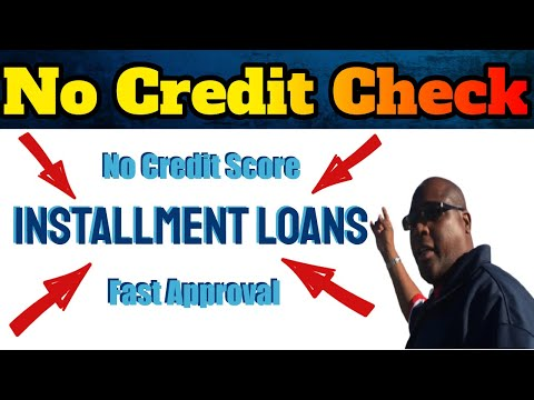 , title : 'Top 5 Best Personal Installment Loans For Bad Credit With No Credit Check 2021