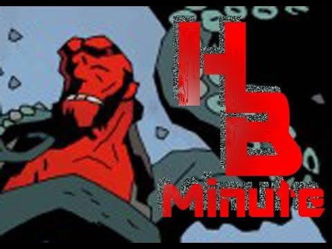 Hellboy Minute #4