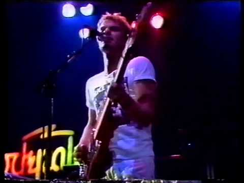 The Police - The Bed's Too Big Without You (live in Essen)
