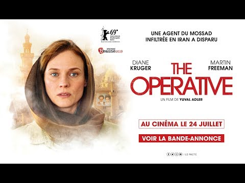 The Operative Le Pacte / Spiro Films / Archer Gray Productions / Match Factory Productions / Black Bear Pictures