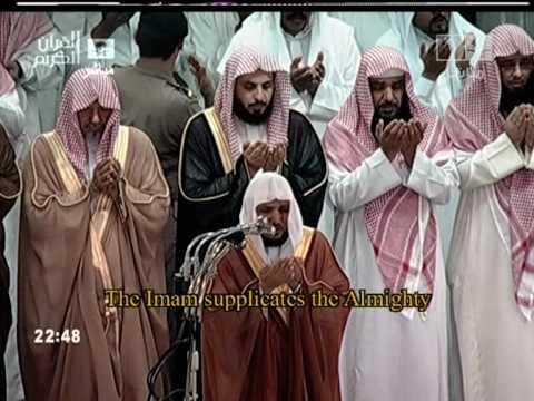 (( دعاء الشيخ ماهر المعيقلي ليلة 10 رمضان 1431هـ ))