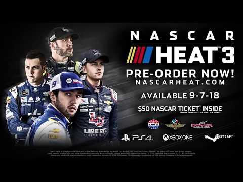 NASCAR Heat 3 Official Trailer thumbnail