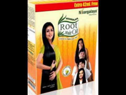 Nisargalaya Herbals Herbals Root Hair Oil