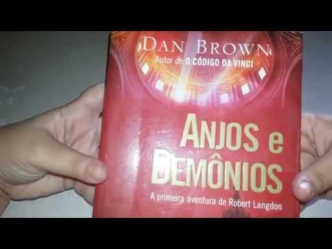 Review - Livro Anjos e Demônios