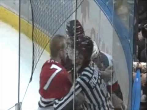Damon Severson vs. Joe Morrow