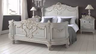 French Style Bedrooms غرف نوم طراز فرنسي
