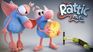 Rattic | Cartoon Compilation For Kids # 2 | Funny Cartoons For Kids | New Cartoons 2018