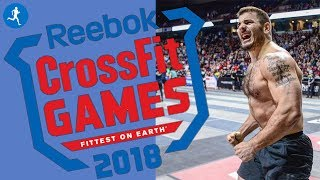 TODO SOBRE LOS CROSSFIT GAMES | Vitónica