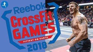 TODO SOBRE LOS CROSSFIT GAMES 2018 | Vitónica
