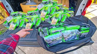 Thousands of Googan Baits for Mexico Fishing!