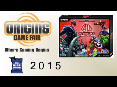 Origins Summer Preview: Dice Masters