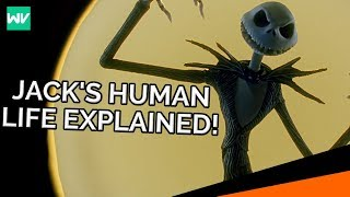 Who Was Jack Skellington BEFORE He Died?: Disney Theory - dooclip.me