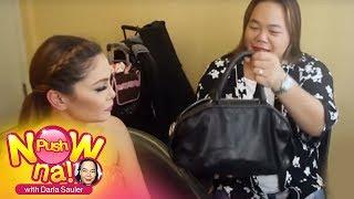Push Now Na: K Brosas Bag Raid