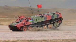 Битвы людей и моторов: в Казахстане наградили участников конкурса «Мастера артиллерийского огня»