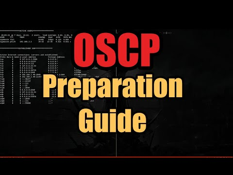 OSCP Preparation Guide and Tips - YouTube