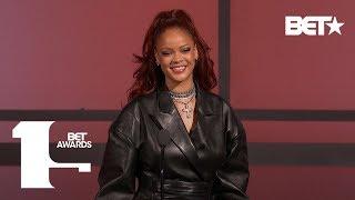 Rihanna Praises Mary J. Blige For Paving The Way For Women In Music! | BET Awards