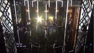 120415 4Minute - Dream Racer + Volume Up @ SBS Inkigayo Comeback Stage.mp4