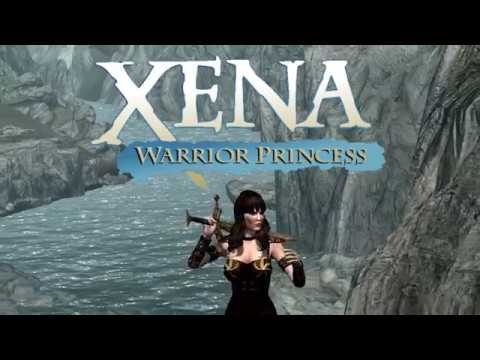 Xena Skyrim Introduction