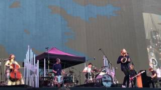 The Lumineers, Ophelia (Live), 06.03.2017, Soldier Field, Chicago IL