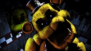 Five Nights at Freddy's: Sister Location - Golden Freddy Mode