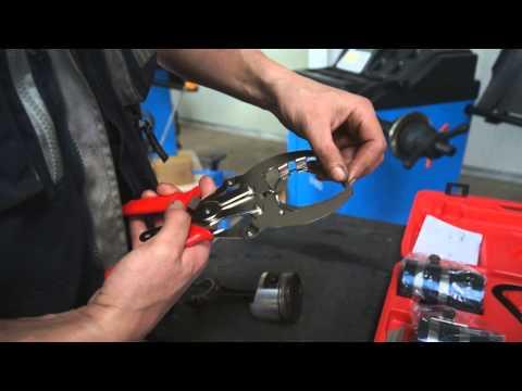 Lincos® KA-3273K Kolbenring Werkzeugsatz