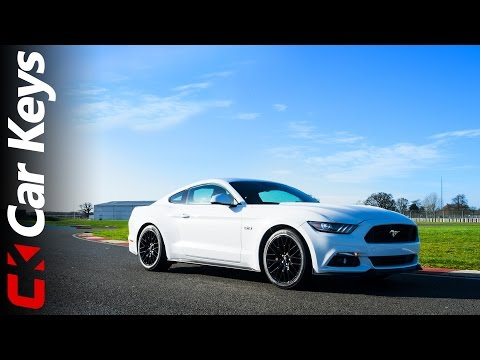 Ford Mustang 2016 review