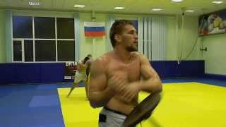 BRYANSK FIGHTERS, круговая тренировка Виталия Минакова
