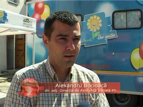 Dentisti voluntari in Romania