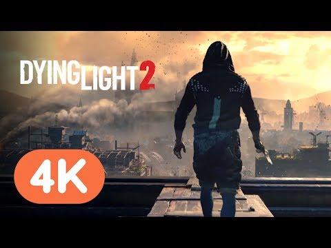 Dying Light K Gameplay Trailer E3 2019
