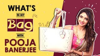 What's In My Bag With Pooja Banerjee | Bag Secrets Revealed | India Forums