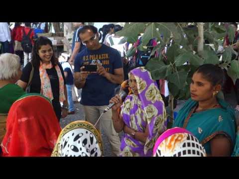 Vocalist Shri Gautam Kale visited Jaivik Setu