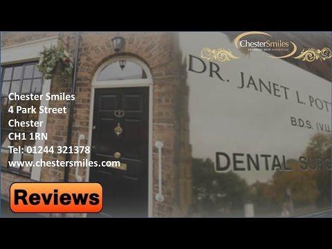 Dr Janet Potter BDS - Reviews - Chester Smiles Dentist, Chester UK