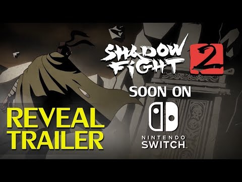 Shadow Fight 2: Nintendo Switch Reveal Trailer thumbnail