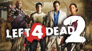 Зомбиленд #2! Left 4 Dead 2 Прохождение кооператив. 60FPS
