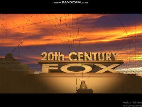 20th Century Fox logo Remake