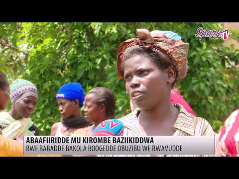 Abafiridde mu kirombe e Mukono bazikiddwa
