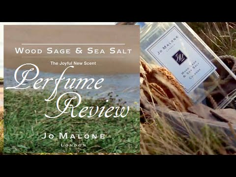 Wood Sage and Sea Salt by Jo Malone Review ★ Fragrance Friday #42 ★