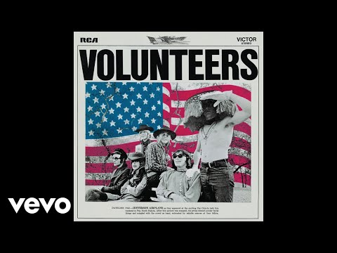 Jefferson Airplane - Volunteers (Audio)