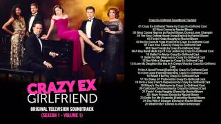 Crazy Ex-Girlfriend Soundtrack Tracklist Season 1